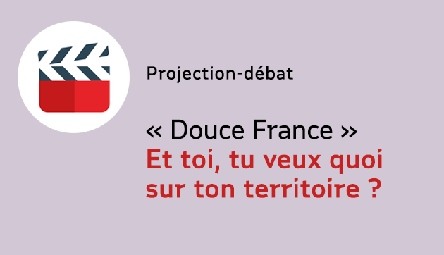Projection-débat Douce France