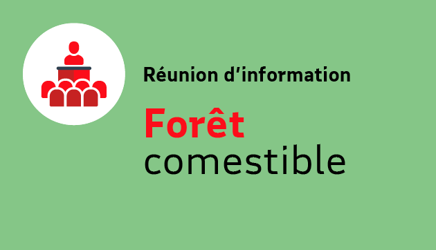 Forêt comestible