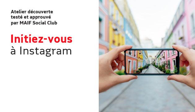 Initiez-vous à Instagram