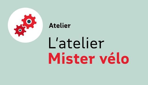 Atelier MISTER VELO – Journée de l'écomobilité – Rodez