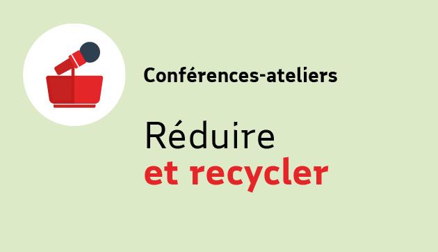 le mois de l'Eco-Logis – Réduire et Recycler – les actions du 22 septembre au 2 octobre