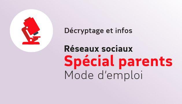 E-réputation spécial parents