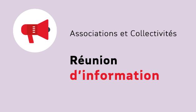 Réunion d'information – 34