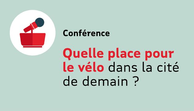 Conférence : Quelle place pour le vélo dans la cité  de demain ? – Journée de l'écomobilité – Rodez