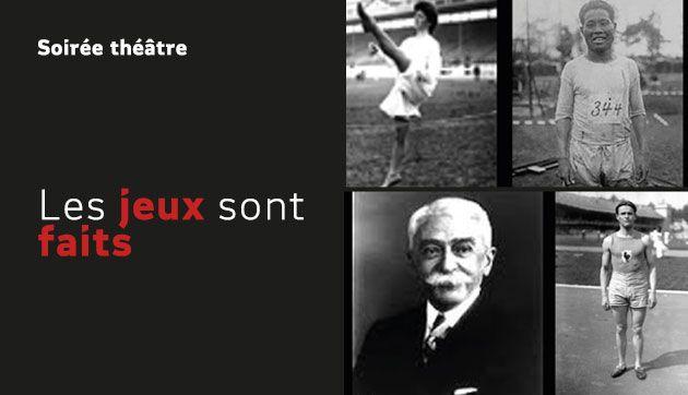 Soirée-théâtre «Les Jeux sont faits»