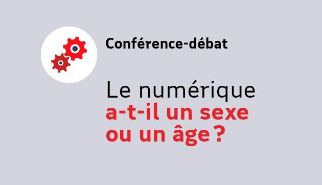 Le numérique a-t-il un sexe ou un âge?