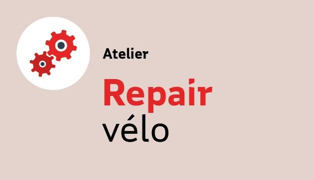 Repair vélo