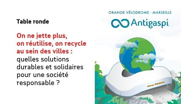 On ne jette plus, on réutilise, on recycle au sein des villes