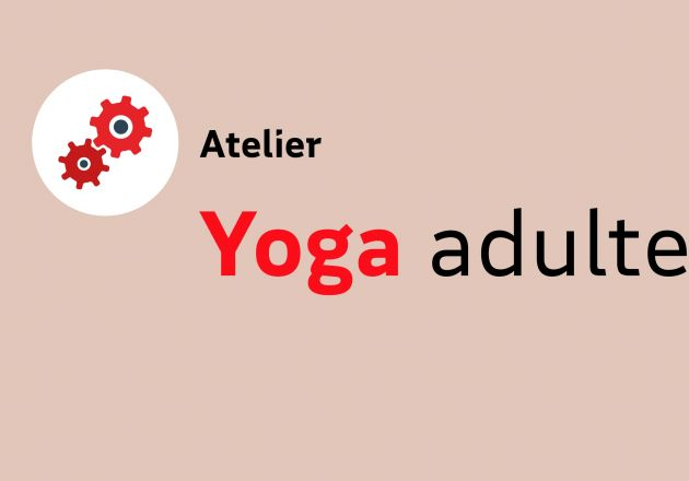 Yoga adultes